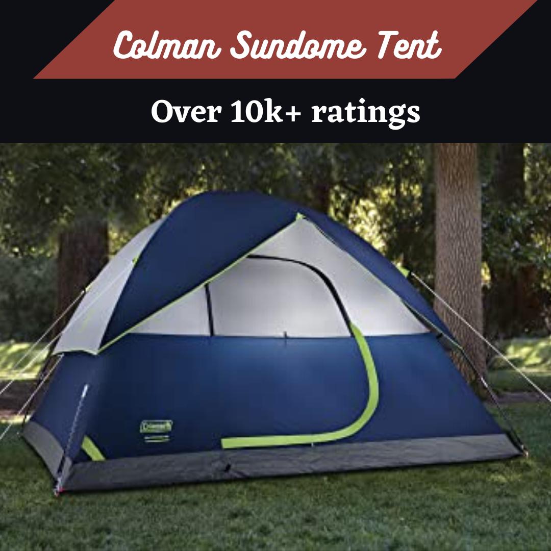 Colman Tent