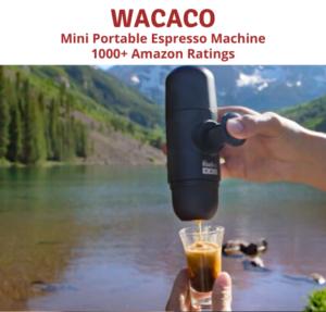 Wacaco Portable Espresso Machine (2)